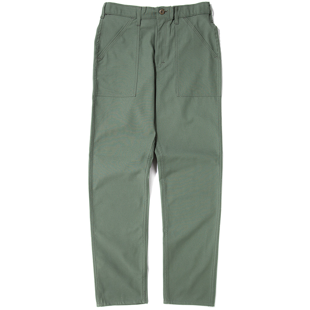 STAN RAY 1200 SERIES TAPER FIT 4 POCKET FATIGUE PANT / OLIVE SATEEN
