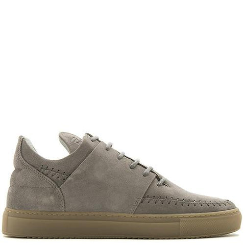 FILLING PIECES LOW TOP NATIVE SUEDE / GREY - 1