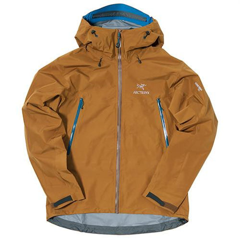 ARCTERYX BETA LT JACKET / BOURBON - 1