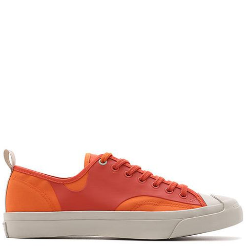 CONVERSE FIRST STRING JACK PURCELL HANCOCK RALLY OX / ORANGE - 1