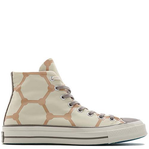 CONVERSE FIRST STRING CHUCK TAYLOR ALL STAR 70'S SPACE PACK / BEIGE - 1