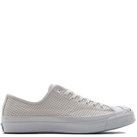 CONVERSE JACK PURCELL SIGNATURE PERFORATED GOAT LEATHER OX / WHITE - 1