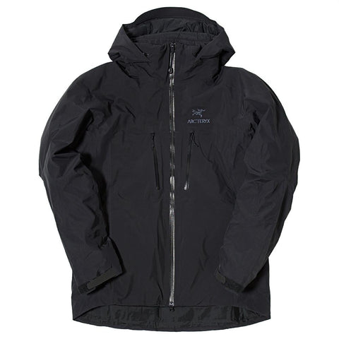 ARCTERYX FISSION SV JACKET / BLACK - 1