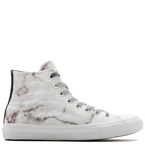 CONVERSE FIRST STRING CHUCK II MARBLE PACK / TRIPLE WHITE - 1
