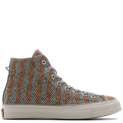CONVERSE FIRST STRING X MISSONI CHUCK TAYLOR ALL STAR '70 HI / YELLOW - 1