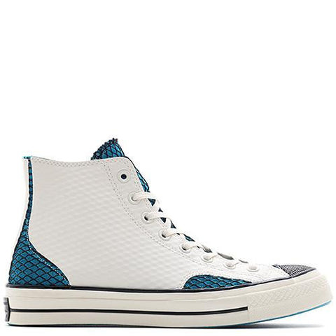 CONVERSE FIRST STRING CHUCK TAYLOR ALL STAR SUMMER MESH HI / WHITE - 1