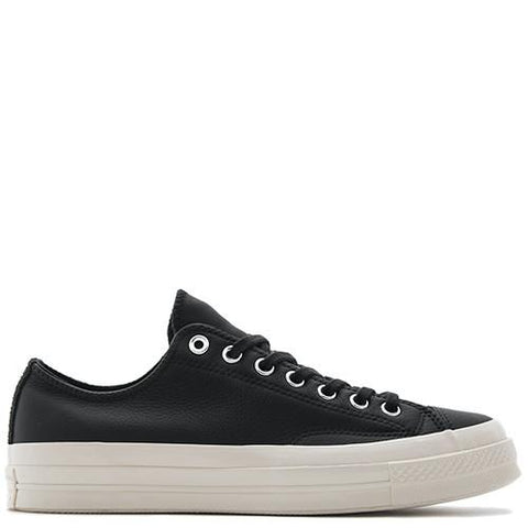 CONVERSE CHUCK TAYLOR ALL STAR '70 LEATHER SUEDE OX / BLACK - 1