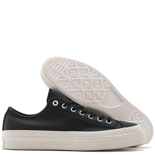 CONVERSE CHUCK TAYLOR ALL STAR '70 LEATHER SUEDE OX / BLACK - 2