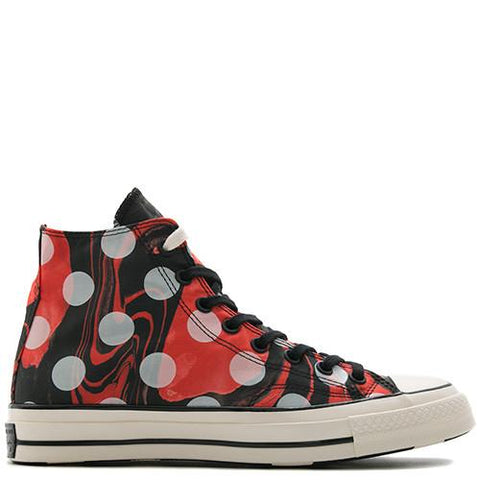 CONVERSE FIRST STRING CTAS '70 HI SUMINAGASHI / RED - 1