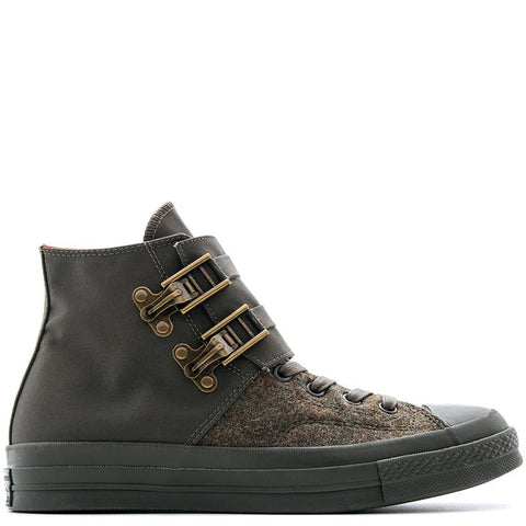 CONVERSE X CM QS CTAS 1970 NIGEL CABOURN / OLIVE . style code 155333C