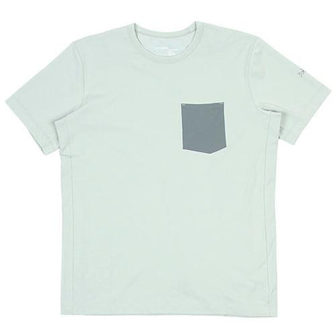 ARCTERYX ANZO T-SHIRT / HEMINGRAY - 1