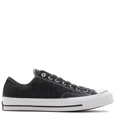 CONVERSE FIRST STRING X FRAGMENT CTAS 70 TUXEDO OX BLACK / GREY