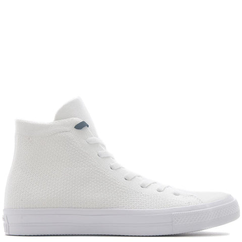 CONVERSE CHUCK TAYLOR ALL STAR X FLYKNIT HIGH / WHITE