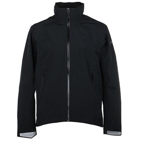 ARCTERYX JACKET A2B COMMUTER HARD SHELL / BLACK - 1