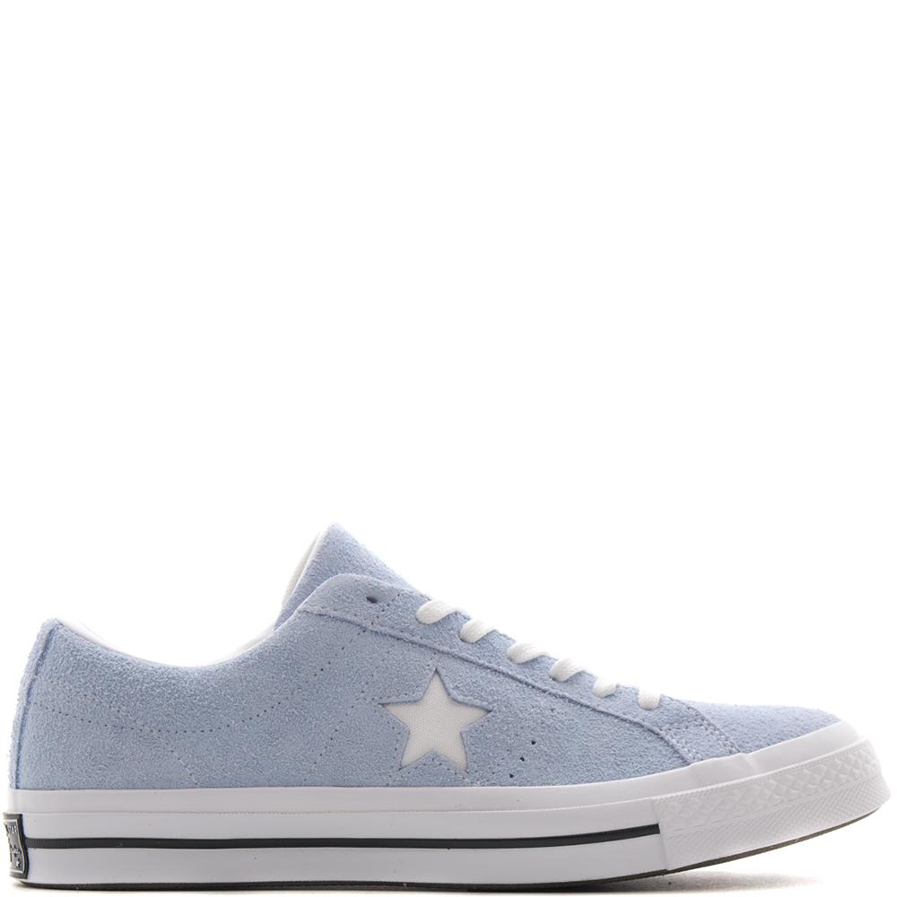 Style code 159768C. CONVERSE ONE STAR OX / BLUE CHILL