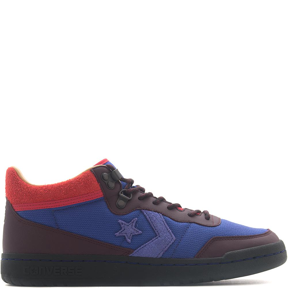 Style code 160284C. CONVERSE GOLD STAR X CLOT FASTBREAK / ROYAL BLUE