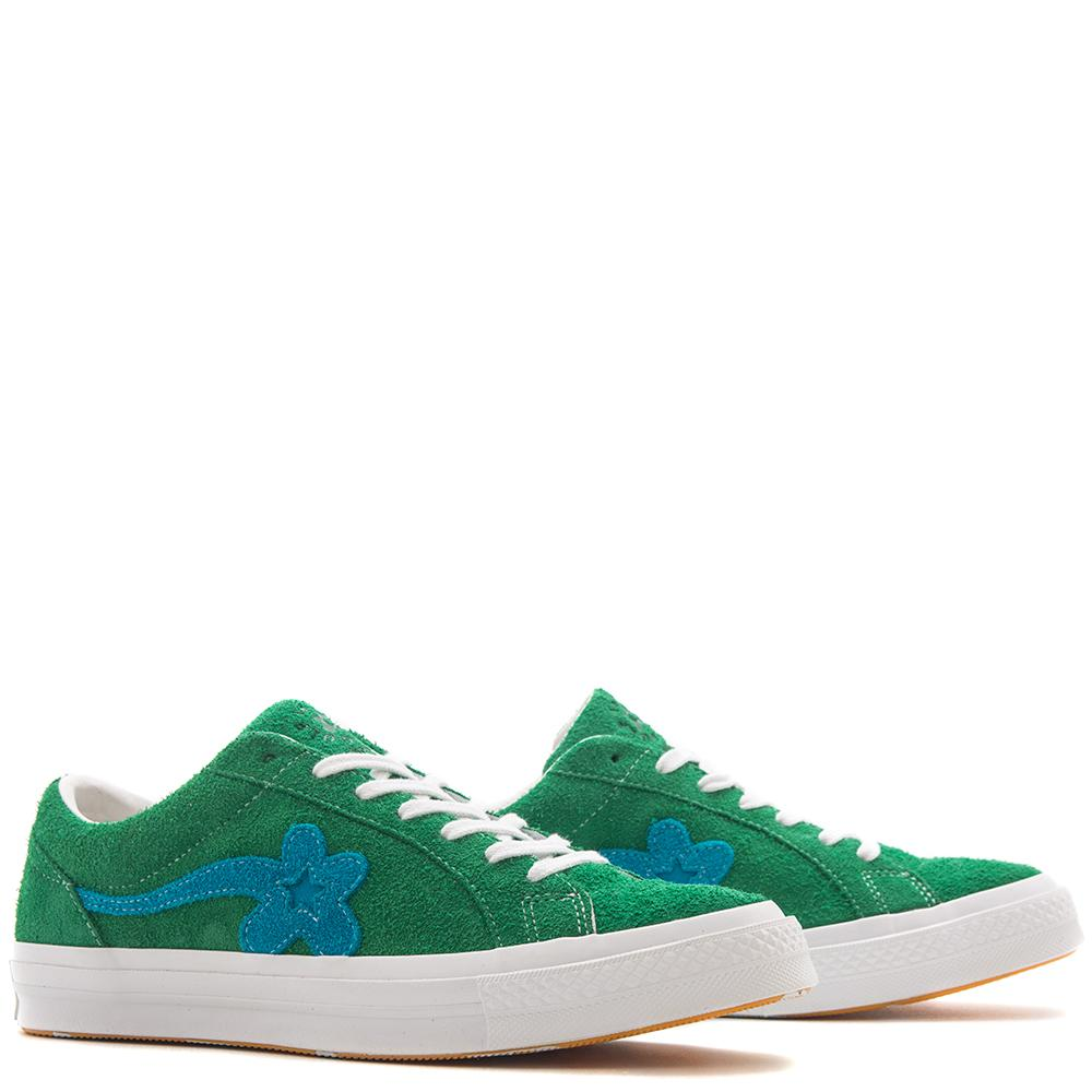 CONVERSE ONE STAR X TYLER THE CREATOR / JOLLY GREEN
