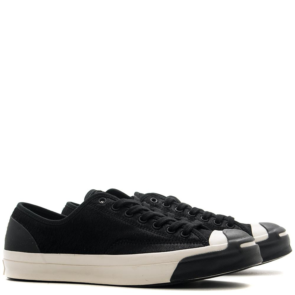 Style code 160786C. CONVERSE GOLD STAR X BORN X RAISED JACK PURCELL MODERN / BLACK