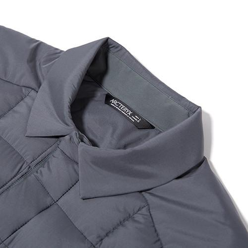 ARCTERYX RICO SHACKET / CARBON STEEL - 2