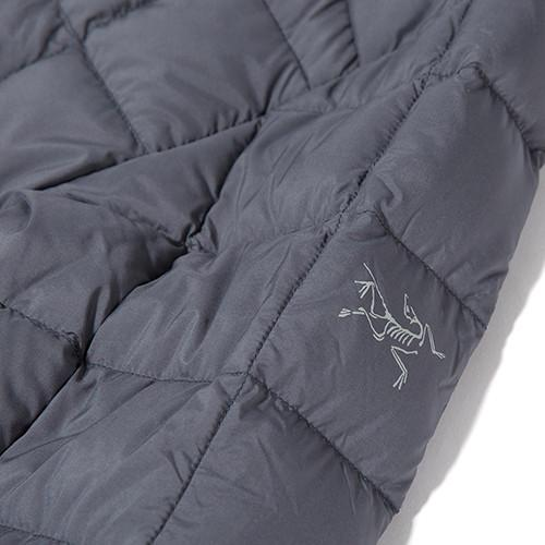 ARCTERYX RICO SHACKET / CARBON STEEL - 7