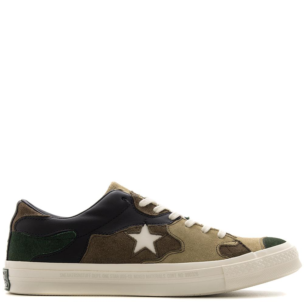 Converse x SNS One Star Ox Canteen / Black