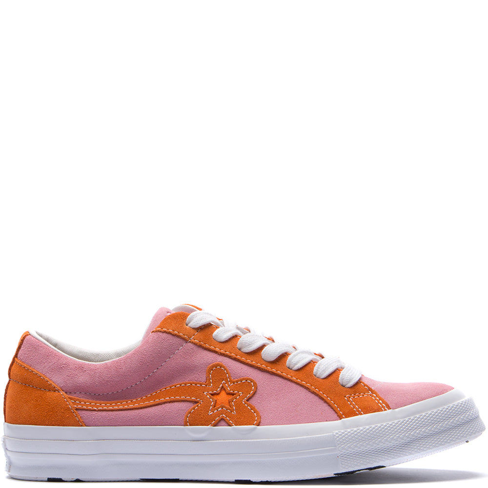 Style code 162125C. Converse x Golf Le Fleur One Star GLF / Candy Pink