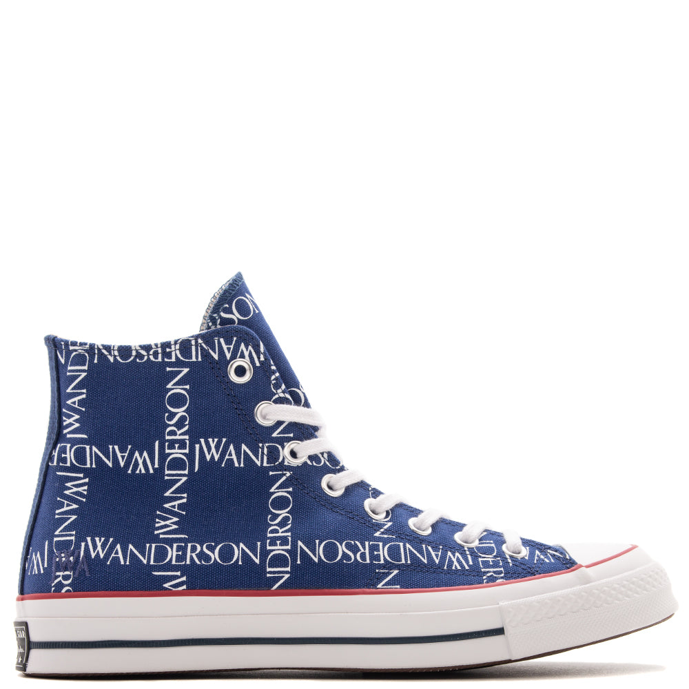 Style code 162291C. Converse Incubate x JW Anderson Chuck 70 Hi / Twilight Blue