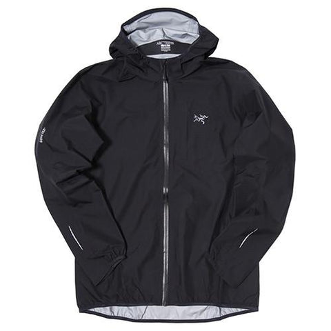 ARCTERYX NORVAN WATERPROOF GORTEX JACKET / BLACK - 1