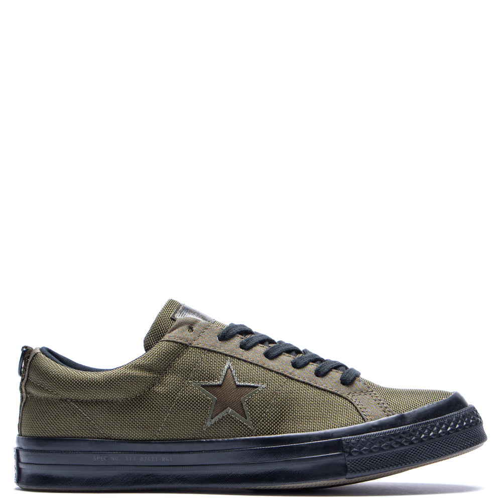 Style code 162820C. Converse Incubate x Carhartt WIP One Star Ox / Olive