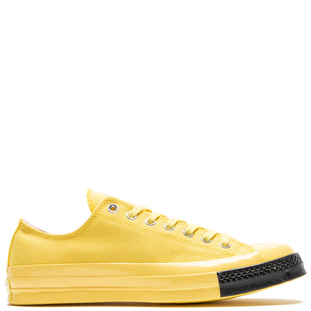 Style code 163011C. Converse Incubate x Undercover Chuck 70 Ox / Yellow