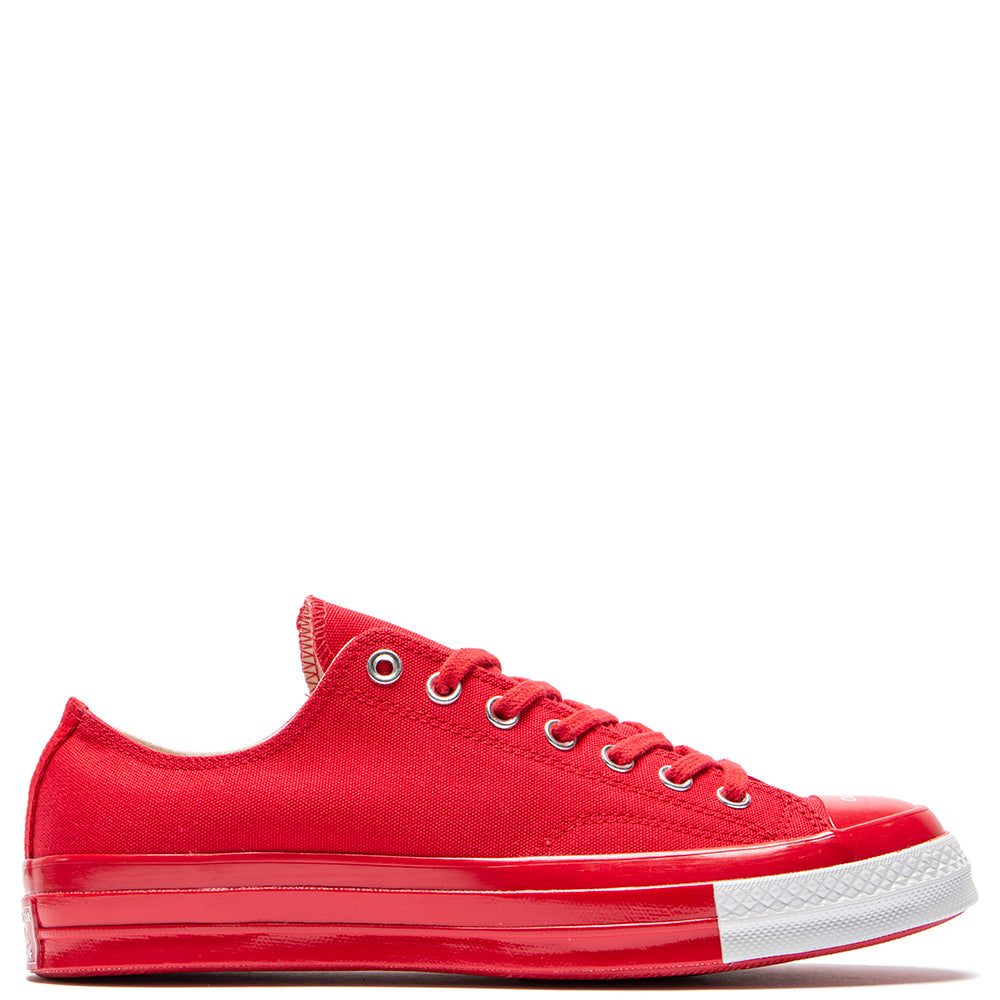 Style code 163012C. Converse Incubate x Undercover Chuck 70 Ox / Red