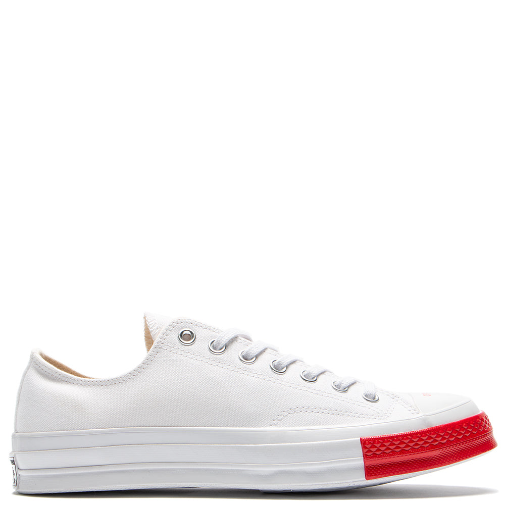 Style code 163013C. Converse Incubate x Undercover Chuck 70 Ox / White