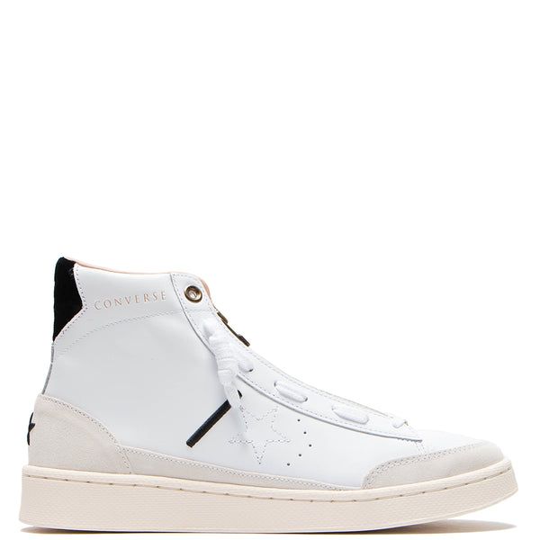 huge discount c1eea d675c Converse x Ibn Jasper Pro Leather Mid / White