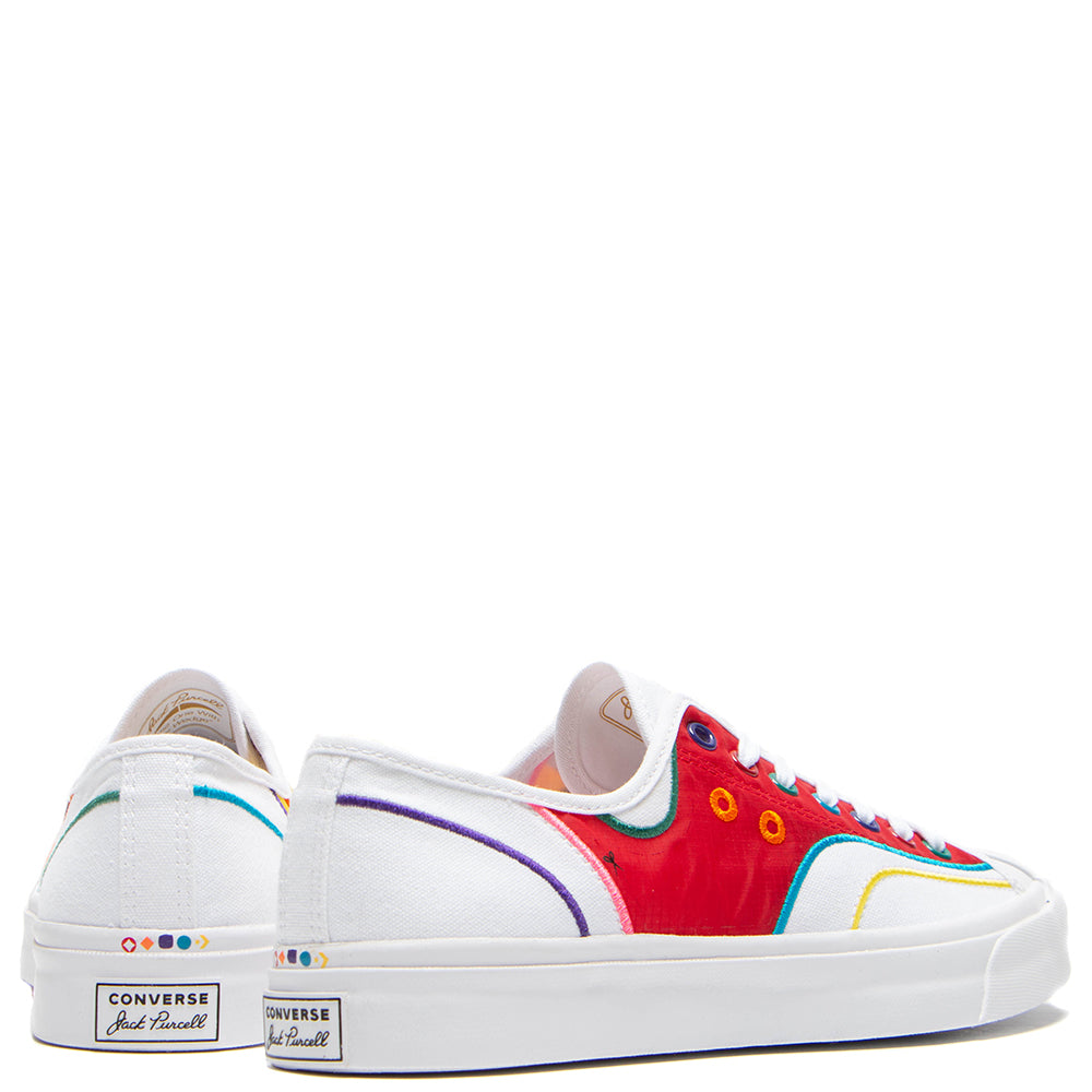 Converse Jack Purcell CNY / White