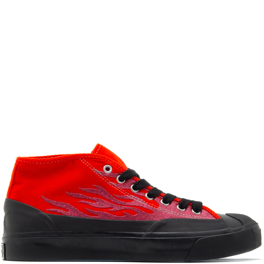 Converse x A$AP NAST Jack Purcell Chukka Mid / Cherry Tomato