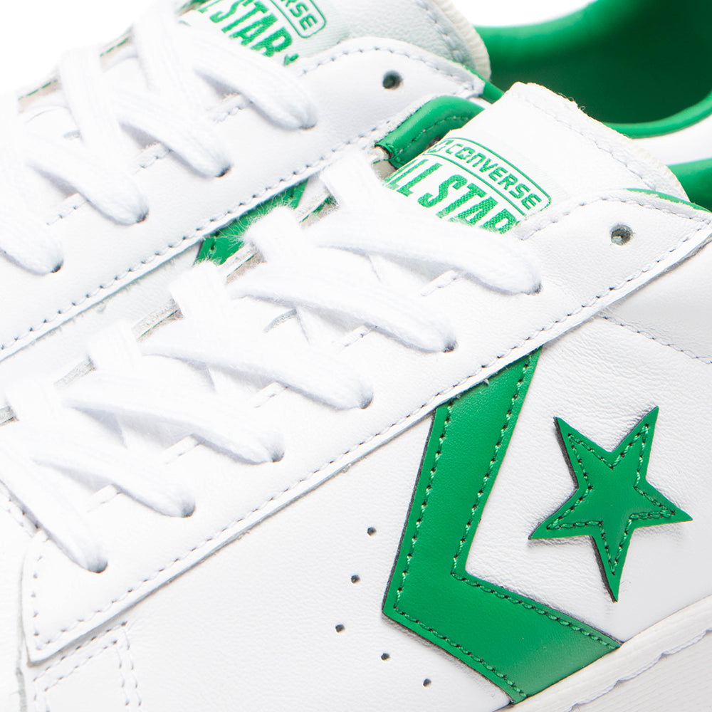 Converse Pro Leather Ox OG White / Green