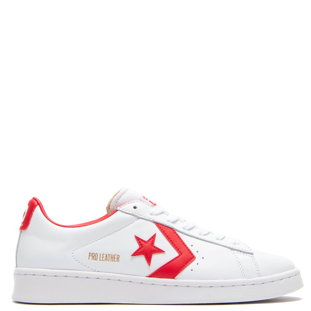 Converse Pro Leather Ox OG White / University Red