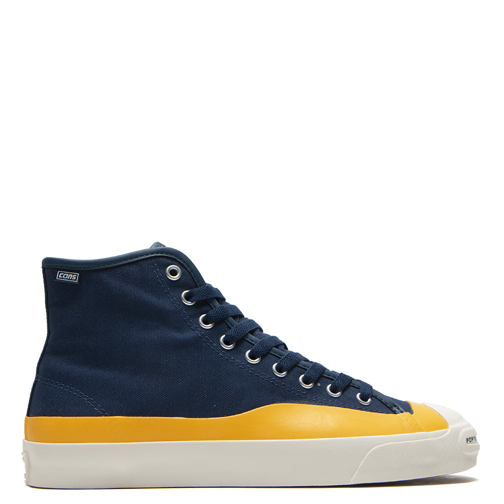 Converse x Pop Trading Company Jack Purcell Pro PTC Hi / Navy