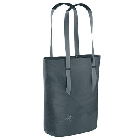ARCTERYX BLANCA 19 WEATHER RESISTANT TOTE BAG / GUNMETAL
