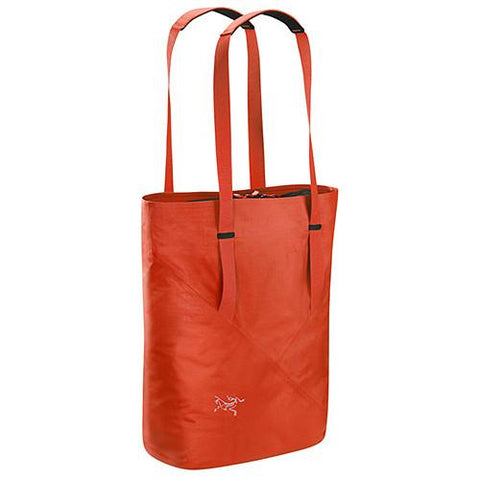ARCTERYX BLANCA 19 WEATHER RESISTANT TOTE BAG / TANGELO