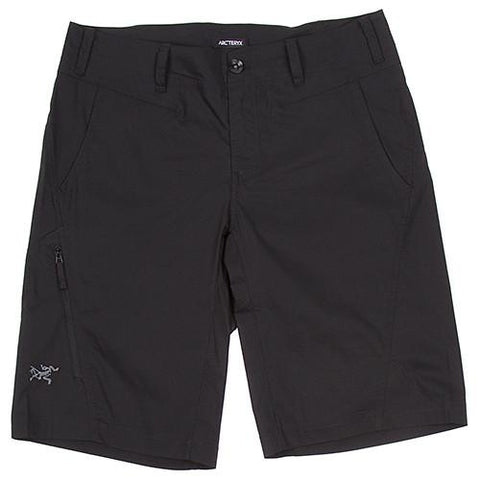 ARCTERYX STOWE SHORT / BLACK - 1
