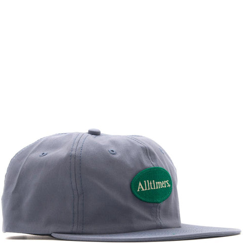 style code 17FA01AP1108ROY. ALLTIMERS SIMPLE HAT / SLATE