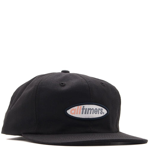 ALLTIMERS FAST HAT / BLACK