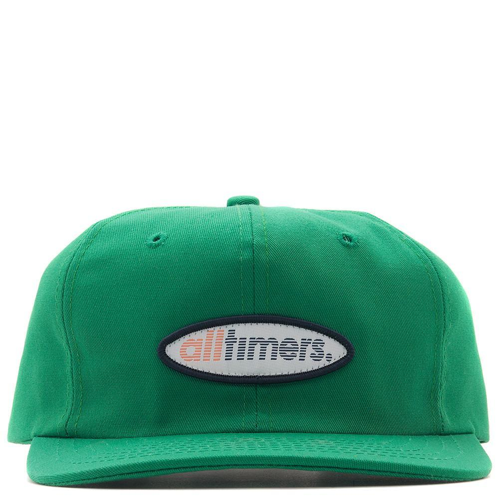 style code 17SP02AP1103GRN. ALLTIMERS FAST HAT / GREEN