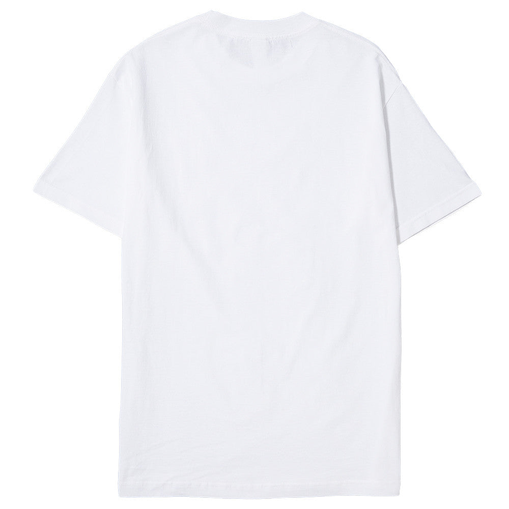 QUIET LIFE PHOTOCOPY T-SHIRT / WHITE