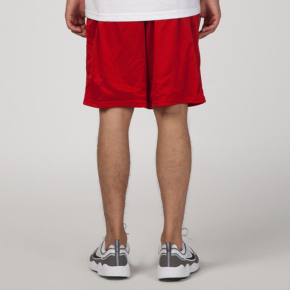 style code 17SU01AP0801RED. ALLTIMERS BALL FOREVER SHORTS / RED