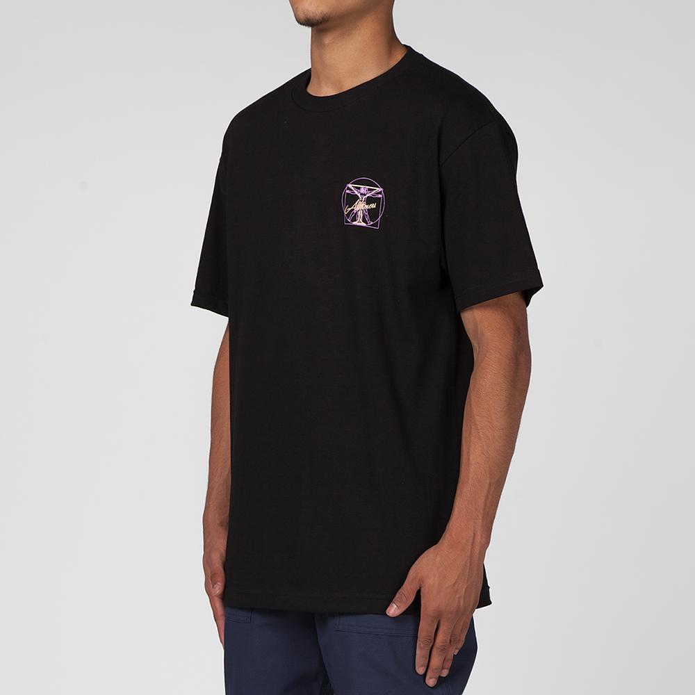 ALLTIMERS BEGINNING T-SHIRT / BLACK