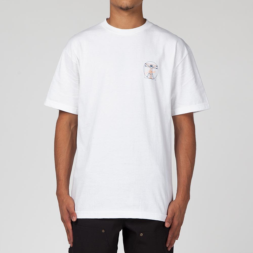ALLTIMERS BEGINNING T-SHIRT / WHITE