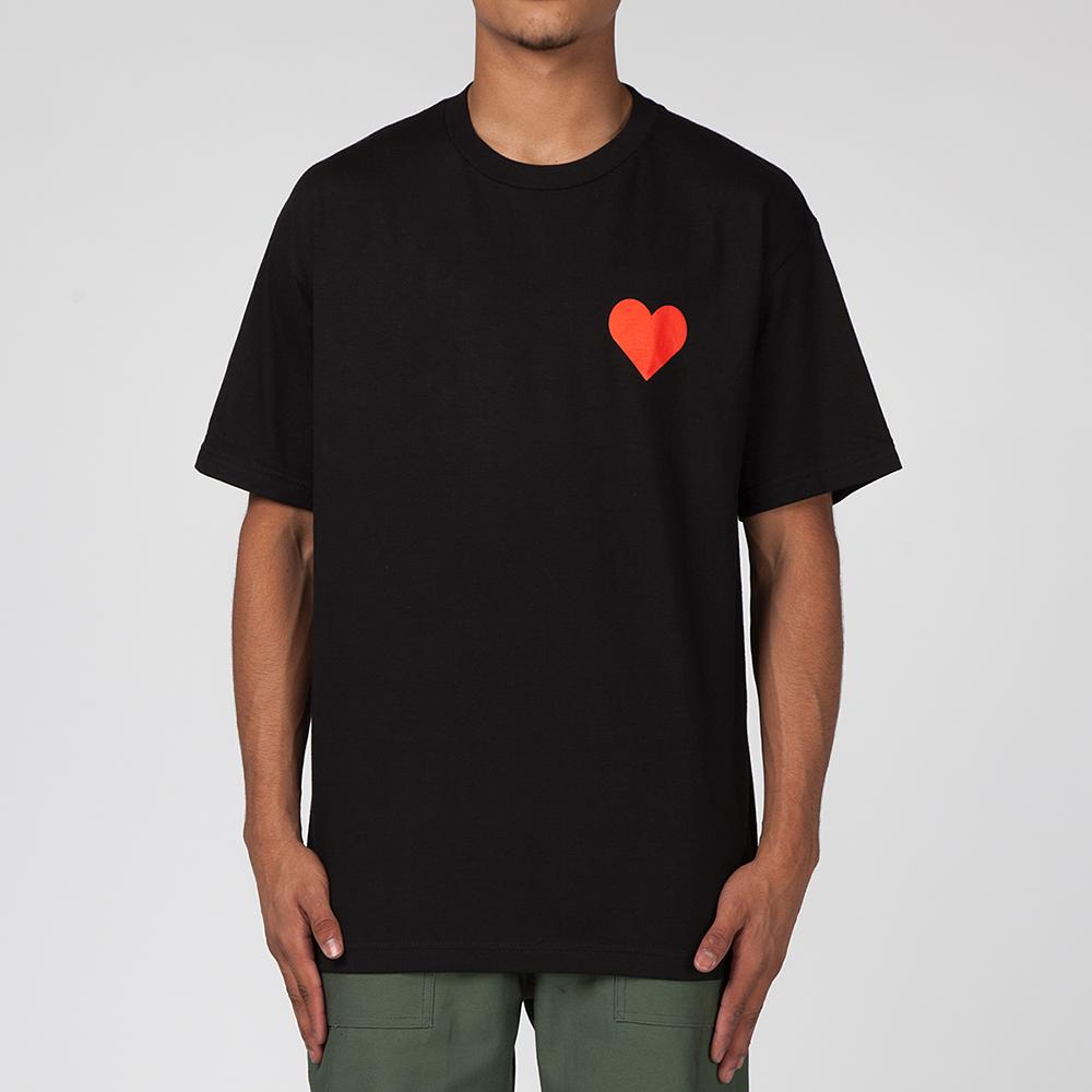 ALLTIMERS DUSTIN T-SHIRT / BLACK