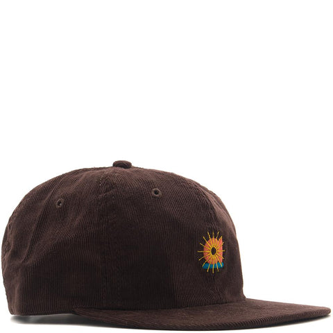 style code 17FA01AP1105BRN. ALLTIMERS JUICE HAT / BROWN